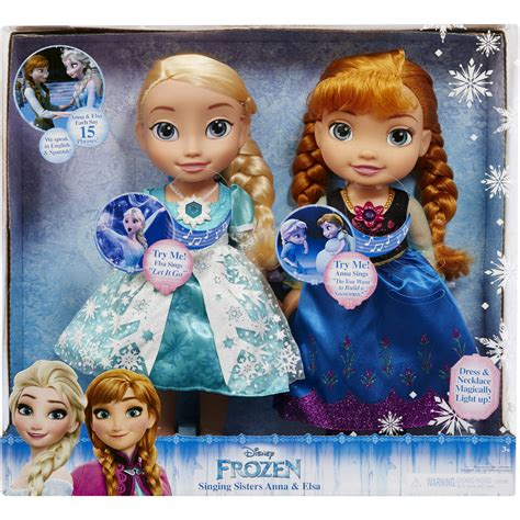 doll mart disney frozen elsa singing doll walmart