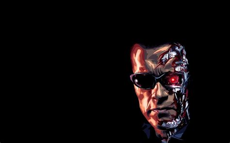 Arnold Terminator Wallpapers by Terminator Wallpapers Wallpaper Cave