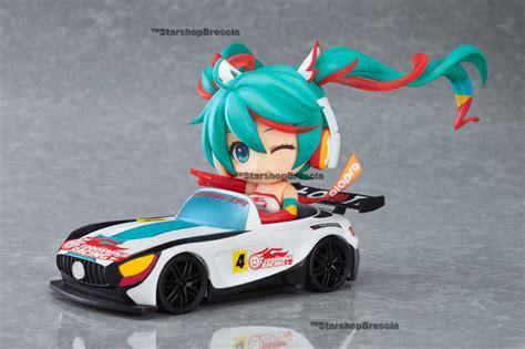 Nendoroid 109 Racing Miku Nendo Vocaloid N72 vocaloid racing miku 2016 gt project nendoroid figure 636