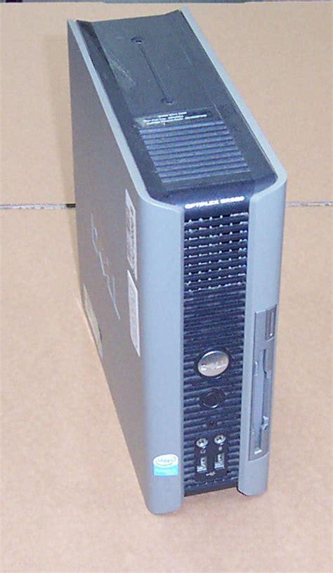 Ram Komputer Pentium 4 dell optiplex gx620 dctr usff pentium 4 2 8ghz 512mb ram 80gb hdd desktop pc ebay