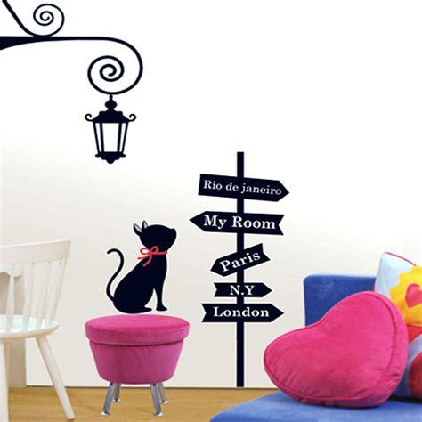 wallpaper dinding kamar london 150 cm x 150 cm cat stiker dinding untuk ruang anak anak