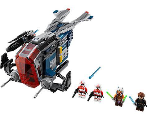 Lego Wars 75046 vaisseau de la de coruscant 75046 wars