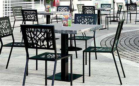 slate outdoor dining table slate pedestal dining tables