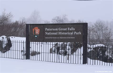 Great Falls Court Records Paterson S Great Falls Sees Record Number Of Visitors Paterson Times