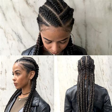 cara buat klabang braider hair best 25 big cornrows ideas on pinterest big cornrow