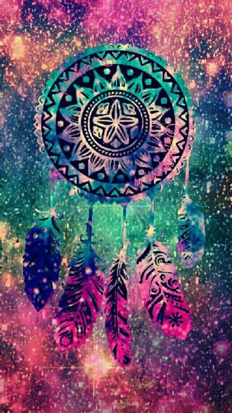 wallpapers galaxy vintage vintage dreamcatcher galaxy wallpaper i created for the