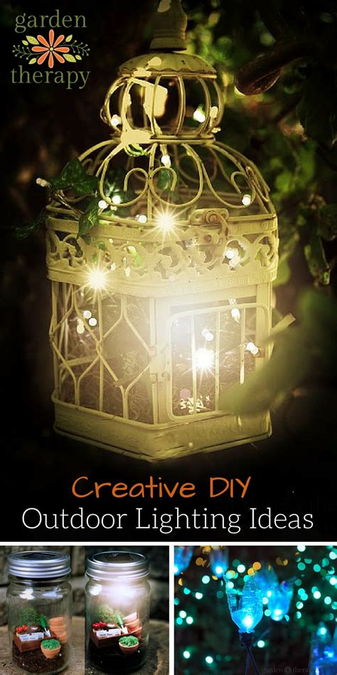 Outdoor Lighting Ideas Creative Outdoor Lighting Display Ideas