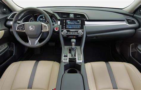 honda civic 2016 interior 2016 honda civic sedan nikjmiles com