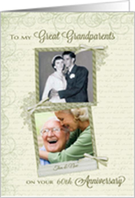 wedding anniversary cards for great grandparents from greeting card universe