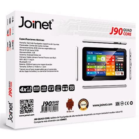 tablet with 8gb ram tablet pc joinet j90 8gb 4 4 android 1gb ram