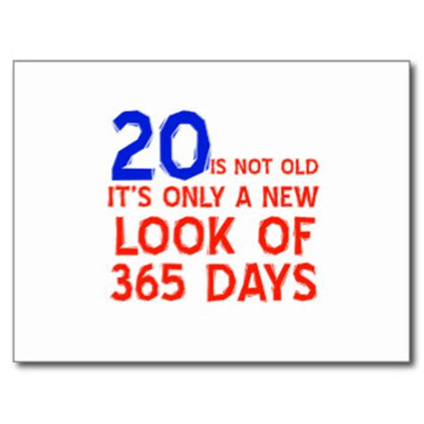 Birthday Quotes For 20 Year 20 Year Old Birthday Quotes Quotesgram