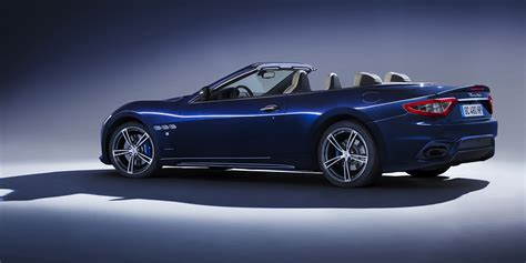 maserati grancabrio 2018 maserati grancabrio granturismo fully revealed for
