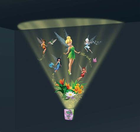 Light Tinkerbell Tinker Bell Fairies Night Light Lite Sound Room Decor Kids