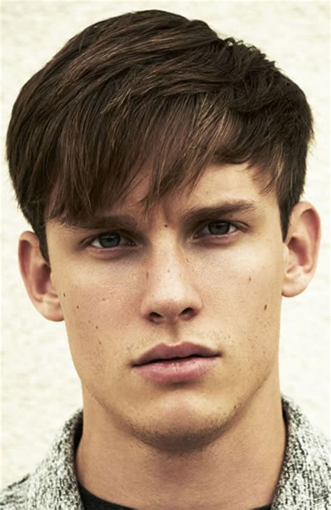 heavy male haircuts top 5 angular fringe haircuts for men the latest