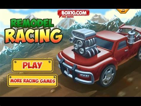 to play now remodel racing free car to play now