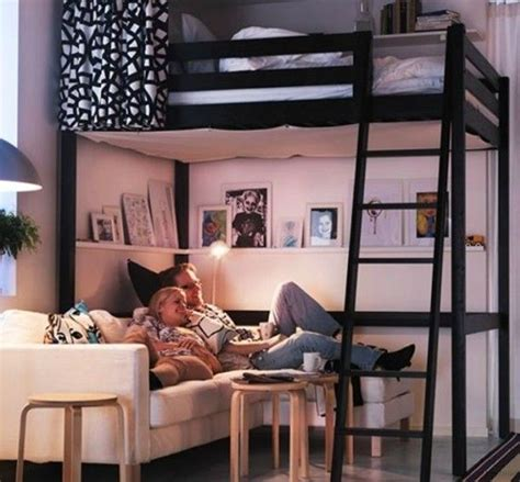 ikea stora loft bed hack 1000 images about