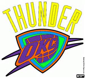 oklahoma city thunder colors oklahoma city t coloring page printable oklahoma city t