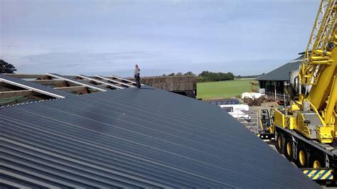 schuur nieuw dak asbest verwijderen jansen dak en wand