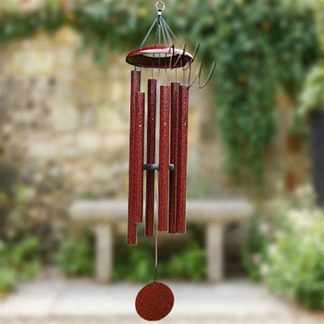 corinthian bells 44 inch ruby splash chime scale of c