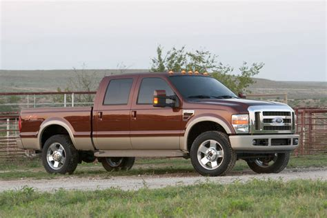 Ford F 250 Pickup: Chart Topper Of Stolen Vehicles