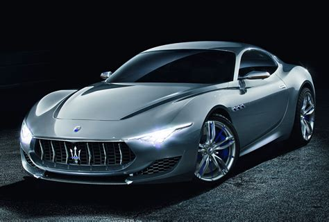 maserati alfieri black quick look at the maserati alfieri concept
