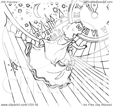 cinderella shoe coloring pages cinderella glass slipper clipart 63