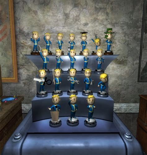 fallout 7 bobblehead bobbleheads at fallout new vegas mods and community