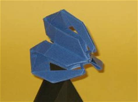 Origami Vulture Droid - droid trifighter