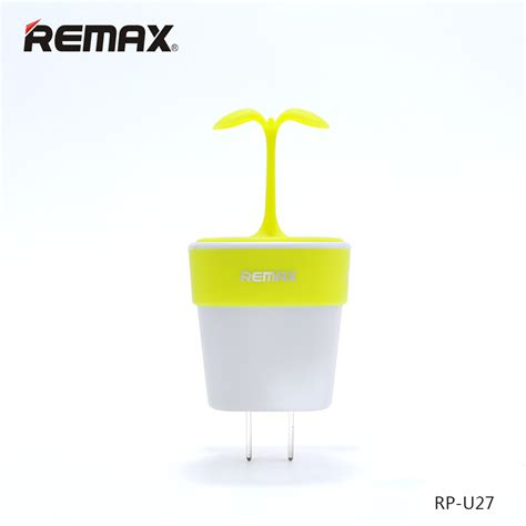 Remax Car Charger 2 Usb 2 4 remax sapling series usb charger fast charging 2 port 2 4a