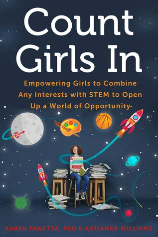 count girls  empowering girls  combine  interests
