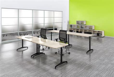 computer training room desks mayline medina furniture mayline glasstop mobile pedestal