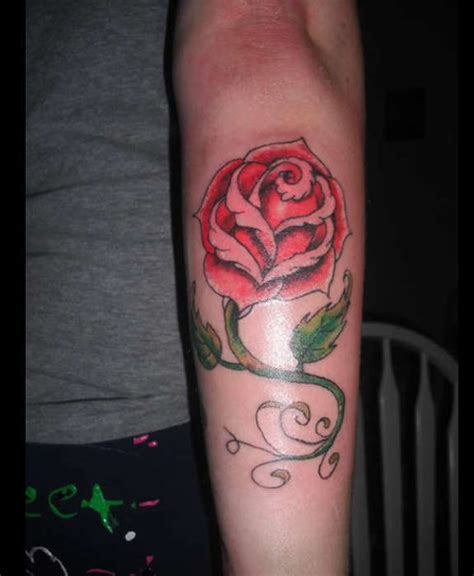 rose and vine tattoos 36 vine tattoos flower vines