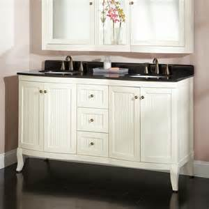 White Vanity by 60 Quot Palmetto White Vanity Set New Vanities