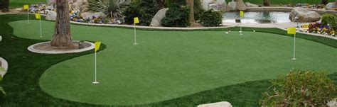 artificial backyard putting green home putting green artificial outdoor putting green