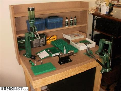 reloading bench pics armslist for sale reloading bench w everything to