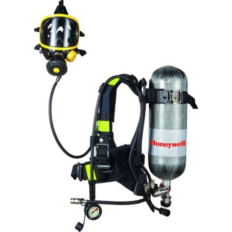 Breathing Apparatus honeywell t8000 scba type 2 self contained breathing