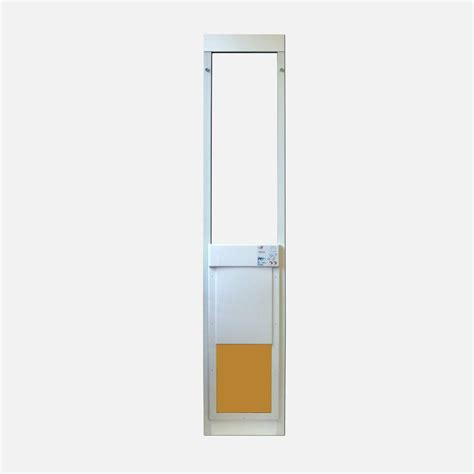 Patio Pet Door Company Ideal Pet 5 In X 7 In Small Original Frame Pet Door Ppds The Home Depot