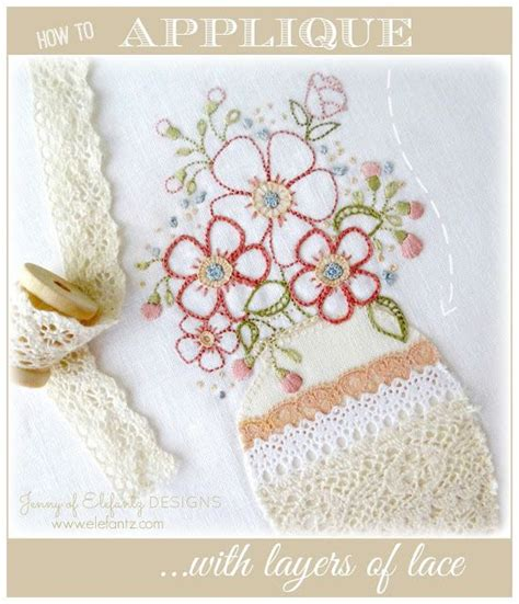 Embroidery Applique Tutorial by 225 Best Images About Quilts Applique Tutorials On