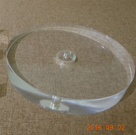 Clear Acrylic L Base by Acrylic Base Fpr L Product Center Rivers Furniture Co Ltd