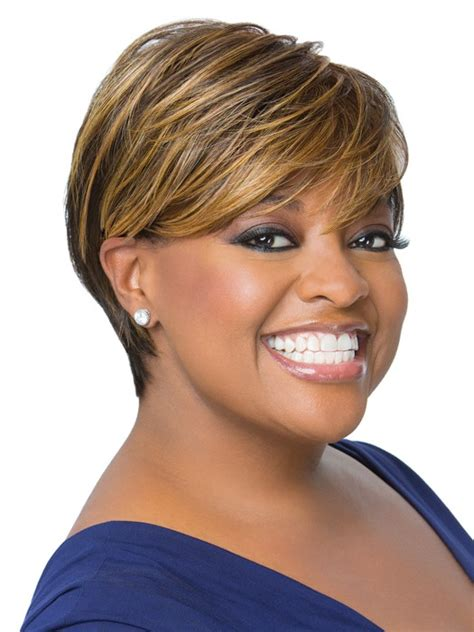 trendy hair styles for wigs sherri shepherd now by luxhair wigs hairpieces wigs