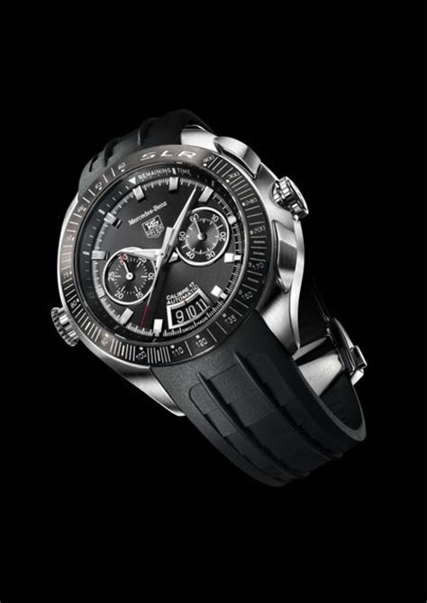 looking tag heuer slr for mercedes benzwatch