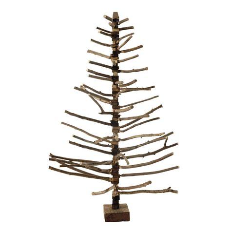 kerzenhalter baum kerzenhalter weihnachtsbaum holz bvrao