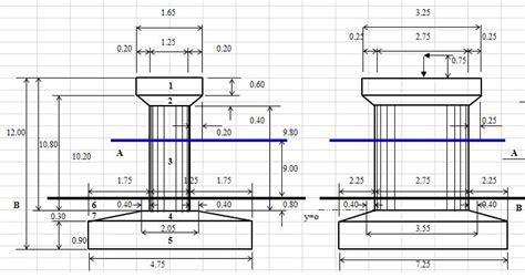 desain gambar jembatan download program desain struktur pilar jembatan