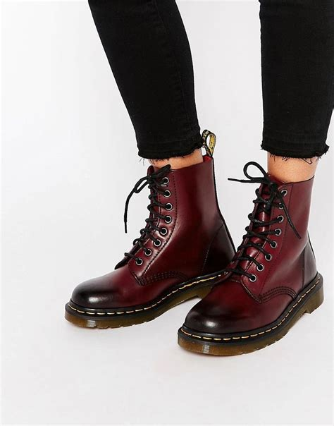 Cheer Up With These Cherry Shoes From Boutique 58 by Best 25 Dr Martens Ideas On Dr Martens Boots