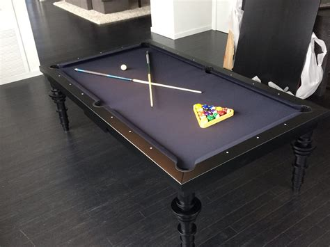 dining room pool table contemporary convertible pool tables dining room pool