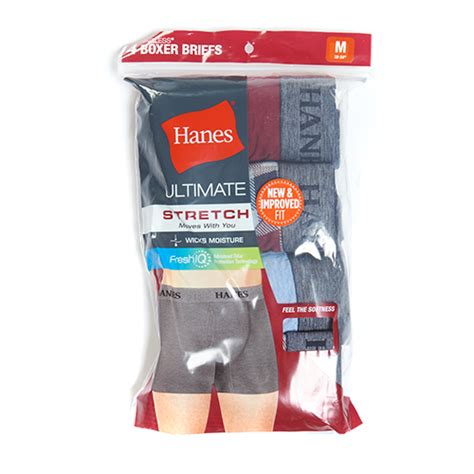 The Ultimate Boxer Shorts For Your by Hanes Ultimate 174 Stretch Boxer Briefs Boscov S