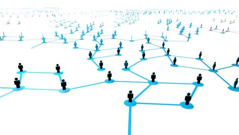animated network diagram simple elastic business results infographics animation