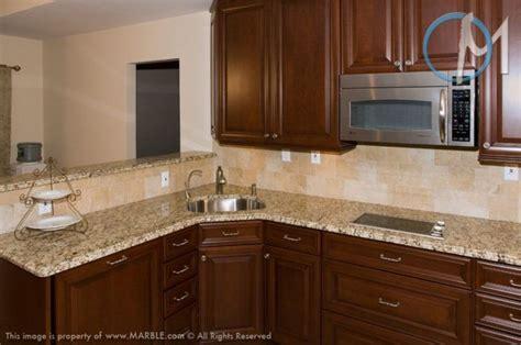 new counters backsplash with gold granite countertop venetian gold