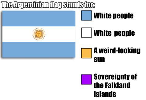 color representation argentina flag color representation parodies your