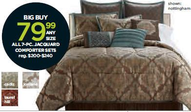 black friday deals on comfortable sets black friday deal nottingham 7 pc comforter set